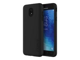 Incipio DualPro Case for Samsung Galaxy J7 (2018), Black, SA-950-BLK, 35884707, Carrying Cases - Phones/PDAs