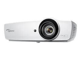 Optoma EH465 1080p DLP Projector, 4800 Lumens, White, EH465, 34935461, Projectors