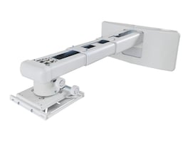 Optoma Wall Arm Mount for EH319, EH320, W319, W320, X319, X320, OWM3000, 34158703, Stands & Mounts - Projectors
