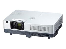Canon LV-7297M XGA LCD Multimedia Projector, 2600 Lumens, White, 6831B002, 14391313, Projectors