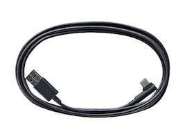 Wacom Mini-USB Type B to USB Type A M M Cable, Black, 2m, ACK42206, 38131292, Cables