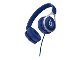 Apple Beats EP On-Ear Headphones - Blue, ML9D2LL/A, 33534332, Headsets (w/ microphone)