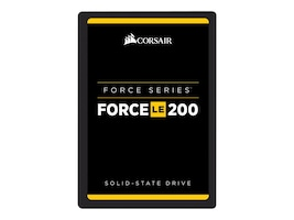 Corsair 480GB Force Series LE200 SATA 6Gb s TLC 7mm Internal Solid State Drive, CSSD-F480GBLE200B, 34482693, Solid State Drives - Internal