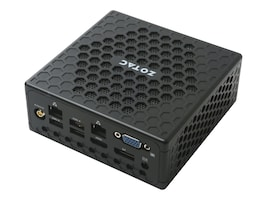 Zotac ZBOX-CI327NANO-U-W2B Main Image from Right-angle