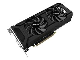 PNY GeForce GTX 1060 PCIe Graphics Card, 6GB GDDR5, VCGGTX10606PB, 32336641, Graphics/Video Accelerators