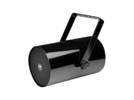 Valcom 1-Watt One-Way Track Speaker - Black, V-1013B-BK, 16450276, Speakers - Audio