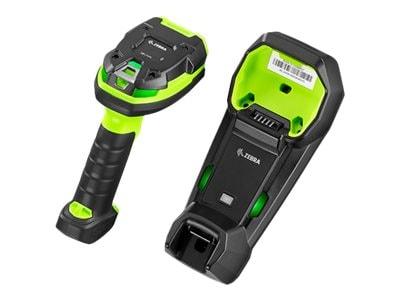 Zebra Symbol DS3678-SR3U4210SFW Standard Range USB Kit, Cradle, PSU, With Line Cord, Cordless, DS3678-SR3U4210SFW, 32549962, Bar Code Scanners