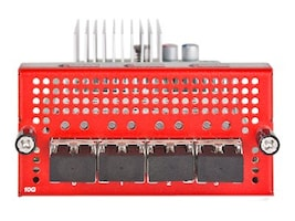 Watchguard Firebox M 4-Port 10Gb SFP+ Fiber Module, WG8594, 31801521, Network Firewall/VPN - Hardware