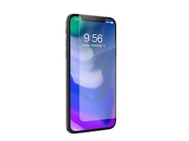 Zagg InvisibleShield Glass+ Tempered Glass Screen Protector for iPhone X, 200101013, 34591902, Protective & Dust Covers