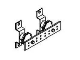 Chatsworth BICSI & ANSI EIA TIA Grounding Busbars 10 x 2, 13622-010, 34895797, Rack Mount Accessories