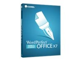 Corel WordPerfect Office X7 Home Box, WPOX7HSENMB, 17080721, Software - Office Suites