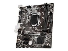 MSI Computer H310MPROVD Main Image from Right-angle