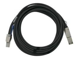 Qnap SFF-8644 to SFF-8088 Mini SAS Cable, 3m, CAB-SAS30M-8644-8088, 33653323, Cables