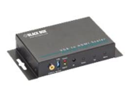 Black Box VGA TO HDMI SCALER, AVSC-VGA-HDMI-R2, 33058348, Network Routers