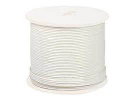 Night Owl Shielded RG-59 CCTV Cable with Video, Power, 18AWG, White, 1000ft, CAB-RG59W-1000VP, 17023891, Cables