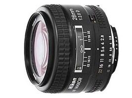 Nikon AF Nikkor 28mm F 2.8D Lens, 1922, 8896227, Camera & Camcorder Lenses & Filters