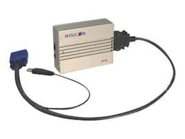 Minicom PX USB KVM IP Gateway, BIOS Level Access, Remote Access, Virtual Media, 0SU70028, 8338971, KVM Switches