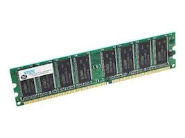 Edge 1GB PC2700 184-pin DDR SDRAM UDIMM, PE196066, 4860497, Memory