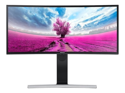 Samsung 29 SE790C WFHD LED-LCD Ultrawide Curved Monitor, Black, S29E790C, 28988671, Monitors