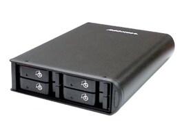Addonics Sapphire 2.5 DA eSATA Enclosure w  Tray & Mini SAS, S4DAMS, 22798025, Hard Drive Enclosures - Multiple
