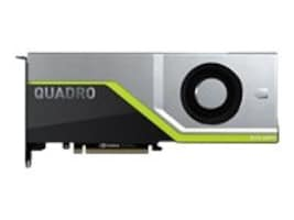 Dell NVIDIA Quadro RTX 6000 PCIe 3.0 x16 Graphics Card, 24GB GDDR6, 490-BFCZ, 37745663, Graphics/Video Accelerators