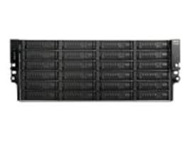 iStarUSA Chassis, EX4M36EXP 4U 2x2.5 Bays (Internal) 36x3.5 HS Bays 1x800W PSU, Black, EX4M36EXP-80S2UP8, 33604821, Cases - Systems/Servers