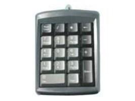Global Marketing Partners 18-Key USB PS 2 Micropad 631 Numeric Keypad Win Mac Genovation, 631, 6600509, Keyboards & Keypads