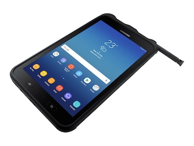Samsung Galaxy Tab Active 2 LTE (Unlocked), Black, SM-T397UZKAXAA, 34986648, Tablets