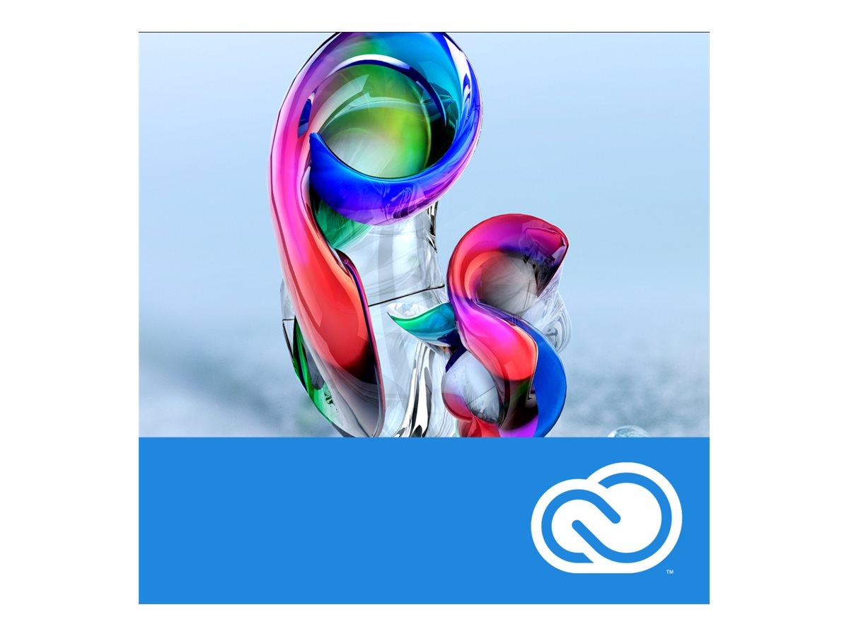 Adobe Corp. VIP Photoshop CC Multi Plat Lic Sub 1 User Level 1 1-9 12 mo., 65270819BA01A12, 31710486, Software - Image Manipulation & Management