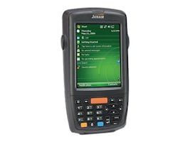Janam XM66 Rugged Handheld Computer WLAN 802.11a b g BT 256MB 256MB 1D Imager Numeric Keypad Win Mobil 6.1, XM66W-1NAFBV00, 15649961, Portable Data Collectors