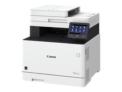 Canon Color imageCLASS MF741Cdw Compact Multifunction Laser Printer, 3101C015, 36946105, MultiFunction - Laser (color)