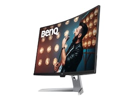 BenQ EX3203R Main Image from Right-angle