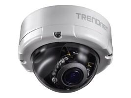 TRENDnet 4MP PoE IR Indoor Outdoor Dome Camera, TV-IP345PI, 32845340, Cameras - Security