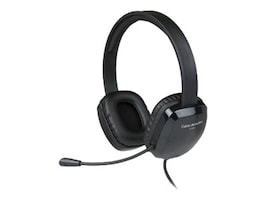 Cyber Acoustics USB Stereo Headset K-12, AC-6012, 33117272, Headsets (w/ microphone)