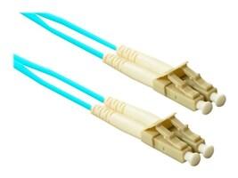 ENET LC-LC 50 125 OM3 Multimode Duplex Fiber Cable, 4m, LC2-10G-4M-ENC, 38001623, Cables