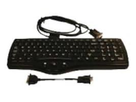 LXE Windows Laptop Style 95 Key Rugged Keyboard w  Integrated 2 Button, VX89153KEYBRD, 16496741, Keyboards & Keypads