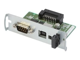 Epson U19 On Board USB Interface w  Cable for T88IV & T70, C32C824092, 14510001, Printer Interface Adapters