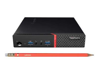 Lenovo ThinkCentre M715 3.2GHz Ryzen 5 Pro 8GB RAM 256GB hard drive, 10VG000SUS, 35976943, Desktops