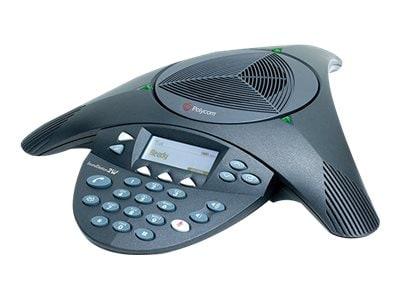 Polycom SoundStation 2 Expandable Conference Phone, 2200-16200-001, 5568025, Audio/Video Conference Hardware