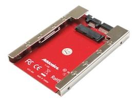 Addonics 1.8 Micro SATA 2.5 SATA Adapter, AD18M25S, 33017554, Drive Mounting Hardware