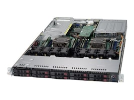 Supermicro SYS-1029UX-LL1-S16 Main Image from Right-angle