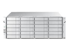 Promise 4U 24-Bay SAS 12Gb s Expansion Dual IOM Subsystem w  24 x 10TB Hard Drives, J5800SDQS10, 34113468, SAN Servers & Arrays