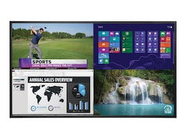 Planar 58 EP5824K-T 4K Ultra HD LED-LCD Touchscreen Display, 997-9251-00, 35747673, Monitors - Large Format - Touchscreen