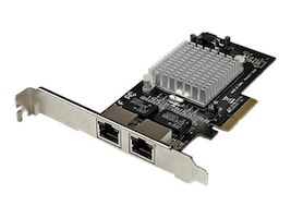 StarTech.com Dual Port PCI Express (PCIe x4) Gigabit Ethernet Server Adapter Network Card w  Intel i350, ST2000SPEXI, 16389575, Network Adapters & NICs