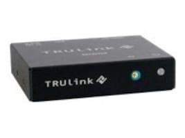 C2G TruLink VGA over UTP Box Receiver, 29363, 13442158, Video Extenders & Splitters