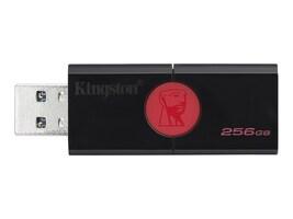Kingston 256GB USB 3.0 DataTraveler 106 Flash Drive, DT106/256GB, 36578912, Flash Drives