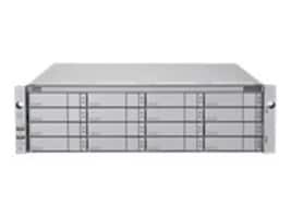 Promise FileCruiser VR2600 3U 16-Bay 10Gb iSCSIx2 + 1Gb iSCSIx4 Storage w  (3) PSUs & Single Controller, VR2600TISABA, 17065636, SAN Servers & Arrays