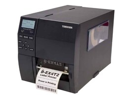 Toshiba BEX4T2 4 600dpi 6ips LAN Thermal Barcode Printer, BEX4T2HS12M01, 35276841, Printers - Bar Code