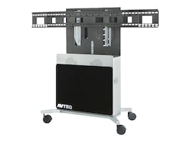 Avteq Elite Cart Mount for Dual Displays up to 70, ELT-2100L, 32918431, Stands & Mounts - AV