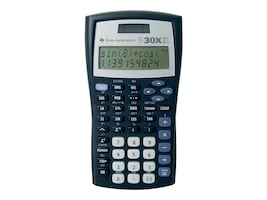 TI TI-30x II S Scientific Calculator - 30XIIS BK F, 30XIIS/BK/F, 35186079, Calculators